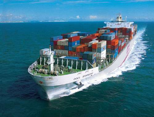 Order Sea-freight Services
