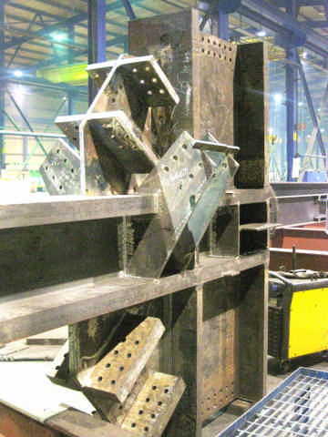 Order Structural Steel Production
