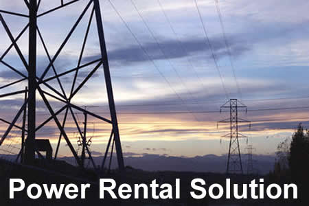 Order Power Rental Services