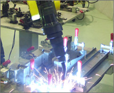 Order Robotic Welding