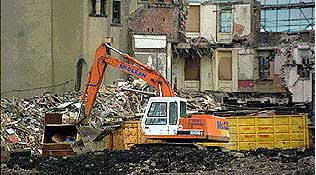Order Demolition Services