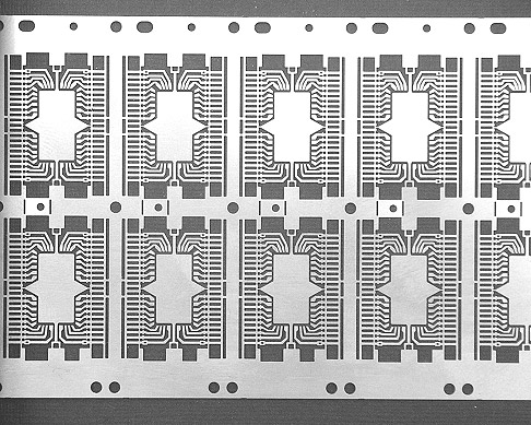 Order Semiconductor Leadframe Production