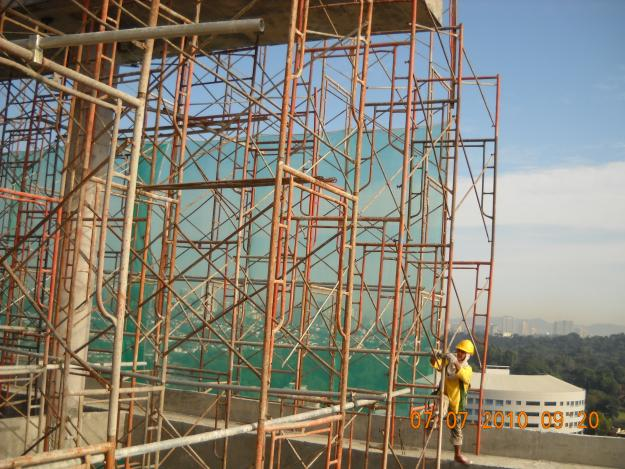 Order Scaffolding Supply & Services