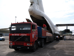 Order International Freight