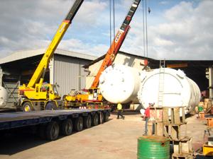 Order Project Cargo Logistics