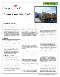 Order Project Cargo