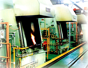 Order Batch Type Gas Carburizing Furnace