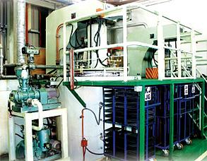 Order Gas Nitrade Furnace