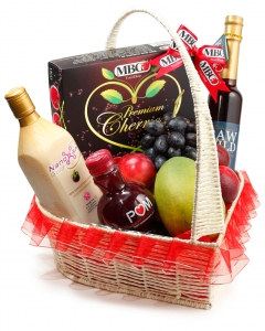 Order Fruit Packaging Grateful Spirit