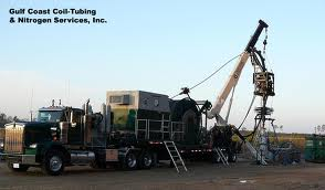 Order Drilling of oil and gas wells Nitrogen Services