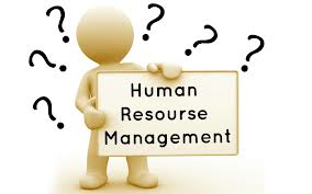 Order HUMAN RESOURCE INTRODUCTION