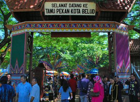 Order Kota Belud Sunday Market Tour