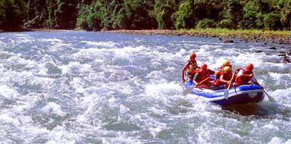 Order White Water River Rafting - Kiulu