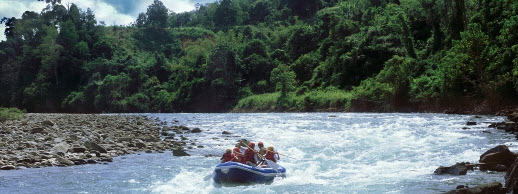 Order White Water River Rafting - Padas