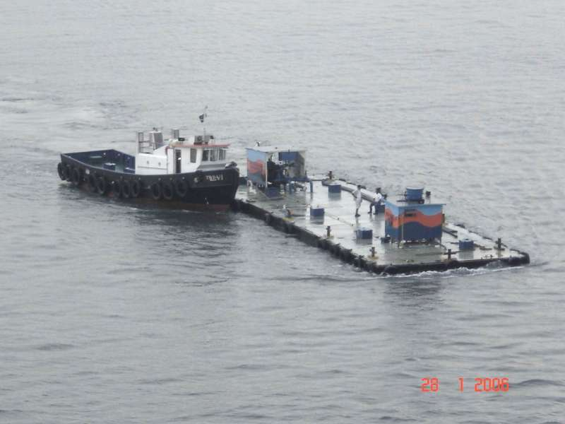 Order Barge towing services