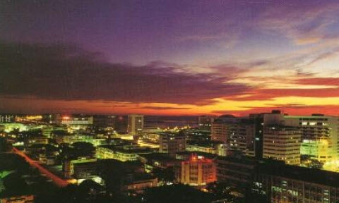 Order KOTA KINABALU BY NIGHT TOUR