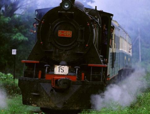 Order NORTH BORNEO STEAM TRAIN