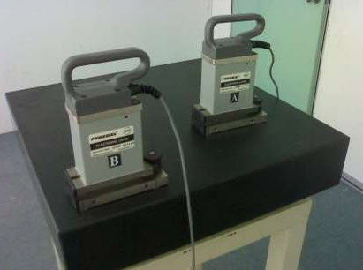 Order Surface Table Flatness Calibration