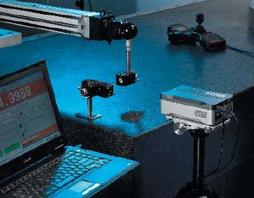 Order Laser Measurement System XL-80 laser