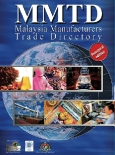 Order Malaysia Manufacturers Trade Directory (MMTD)