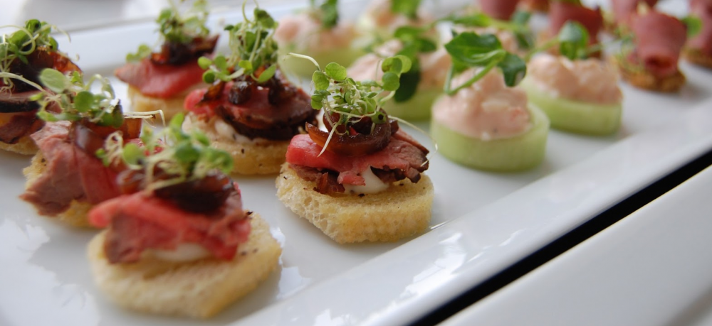 Order Canapes Catering