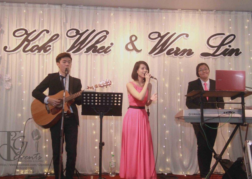 Order Taiping Live Band