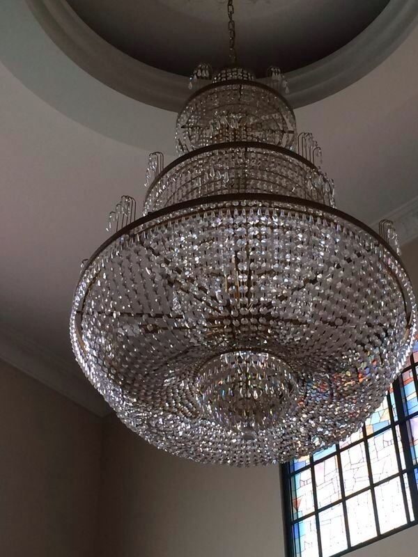 Order Cleaning And Repair Or Replacement Crystals Chandelier