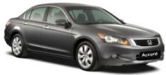 Rental Cars Honda Accord 2.0 VTEC  Automatic