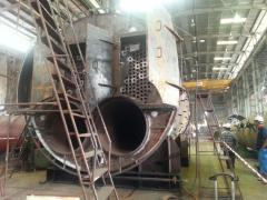 STEAM ENGINEER AND STEAM BOILER OVERHAULING AND SERVICES