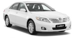 Rental Cars Toyota Camry 2.0VVTi Automatic