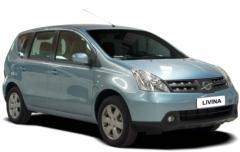 Rental Cars Nissan Grand Livina Automatic