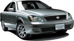 Rental Cars Nissan Sentra 1.6 CVVT Automatic
