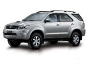 Rent Car Toyota Fortuner 2.5 (M)