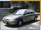 Car Rental Proton Wira 1.5 (M)