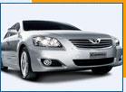 Car Rental Toyota Camry 2.0 (A)