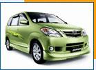 Car Rental Toyota Avanza 1.5 - 6 seater (A)