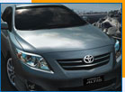 Car Rental Toyota Altis 1.8 (A)