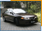 Car Rental Proton Perdana V6 (A)