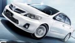 Rental Car Toyota Altis (Auto)