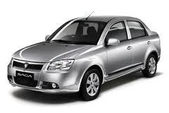 Rental Car Proton Saga BLM (Manual / Auto)