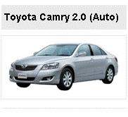 Car Rental Capacity: 5 pax.