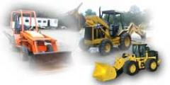 Machinery and Heavy Equipment for Rental