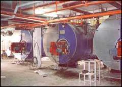Installation of Boilers