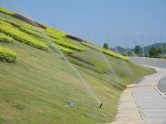 Irrigation and Fogging