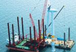 Wind Turbine Erection