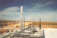Gas processing services