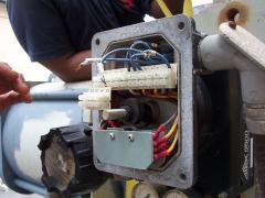 Diverter damper refurbishment and repair