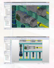 EPLAN Pro Panel Professional: Virtual enclosure layout in 3D