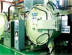 Vacuum Hardening & Tempering Furnace