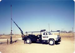 Drilling of oil and gas wells Slickline Service